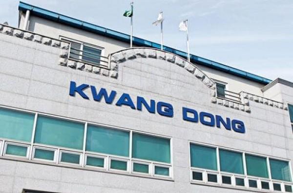 Thương hiệu An cung ngưu Kwangdong