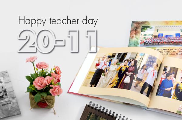 Quà tặng 20/11 cho thầy cô phù hợp với mọi đối tượng