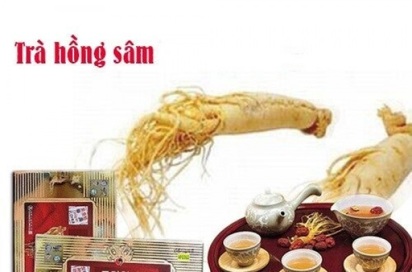 Bật mí tác dụng của trà nhân sâm Hàn Quốc