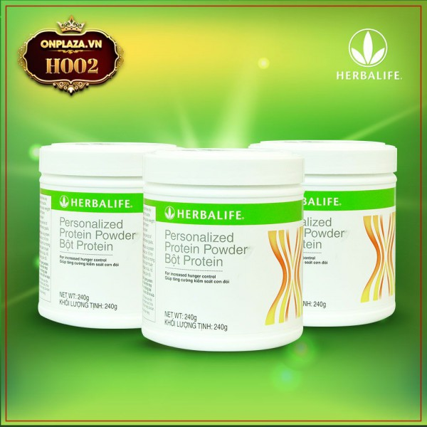 Thực phẩm dinh dưỡng - Bột Protein Herbalife Personalize F3 H002