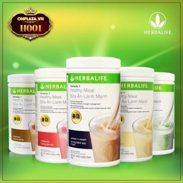 Thực phẩm bổ sung dinh dưỡng Herbalife Healthy Meal F1 H001