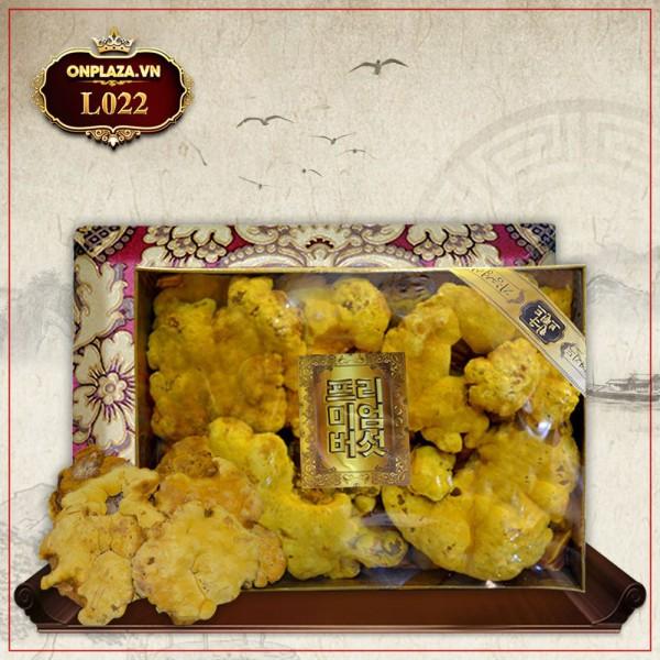 Nấm linh chi thượng hoàng Hàn Quốc L022