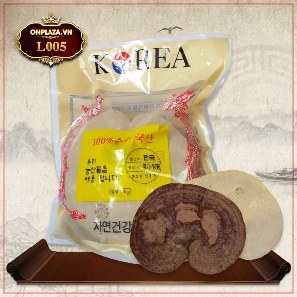 Nấm linh chi vàng Hàn Quốc L005