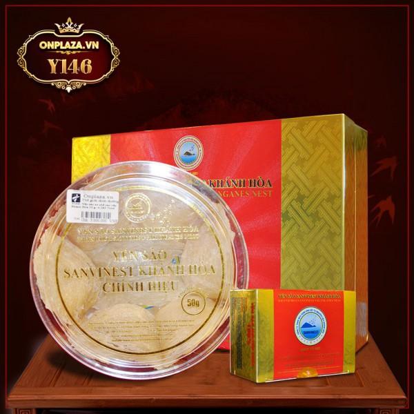 Yến sào sơ chế savinet cao cấp Khánh Hòa 50 g- Y146