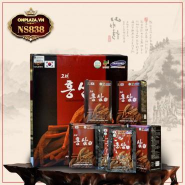 Nước hồng sâm cao cấp Hàn Quốc Pocheon Korean Drink hộp 30 gói NS838