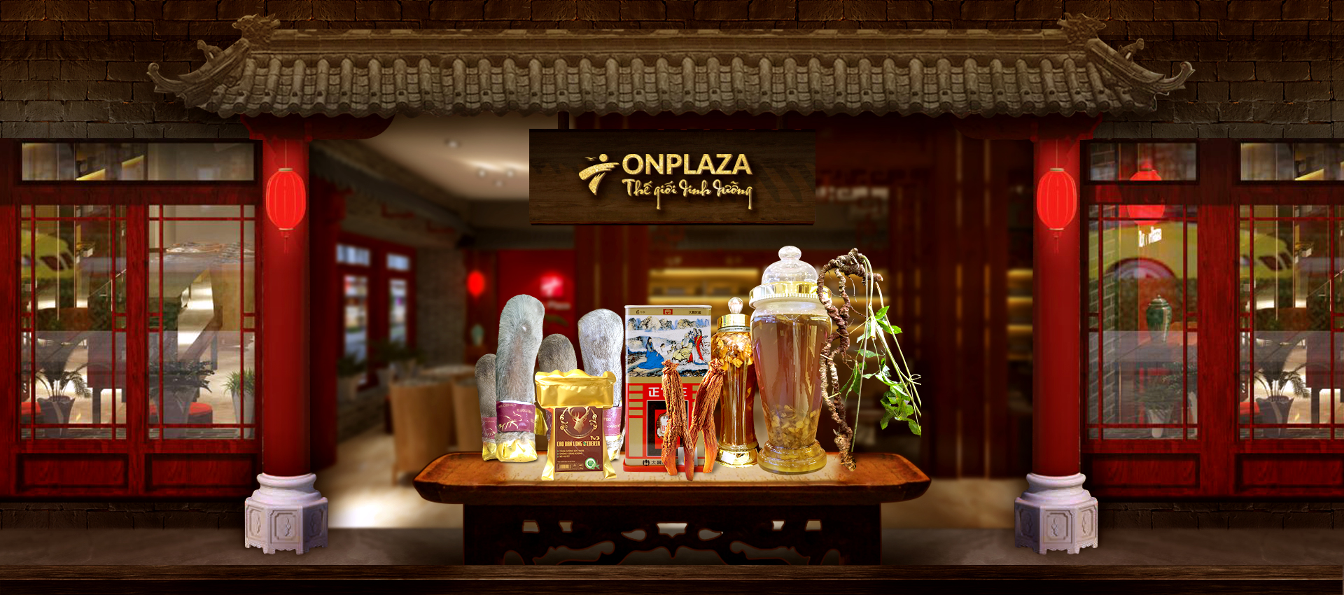 Công ty Onplaza cung cấp các ngành hàng đa dạng